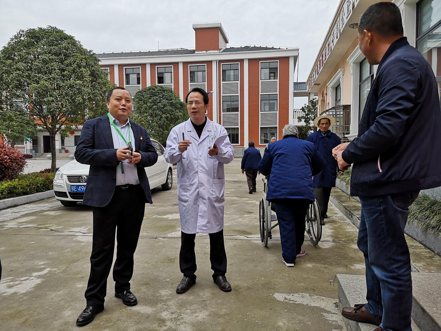 """湖北现""""联体医院"""",大医院医师常年坐诊乡下,惠及百万百姓"""